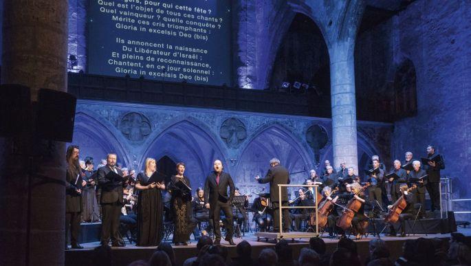 La Forlane : Messe de minuit de Noël