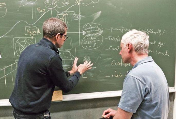 Le Serfa mise sur les formations diplômantes qui permettent l\'évolution professionnelle