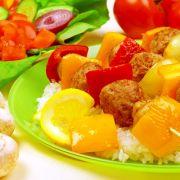 Diététique : la forme dans son assiette