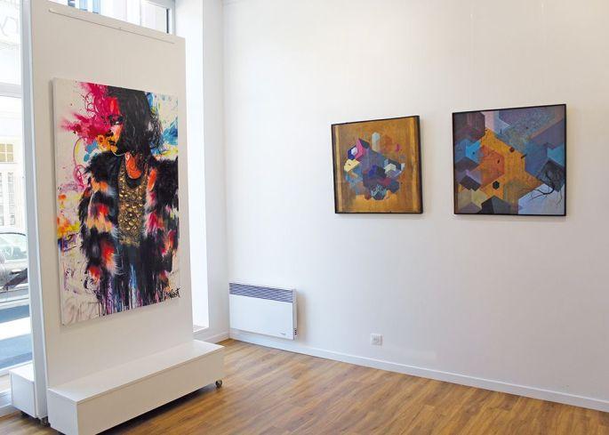 La galerie Orlinda Lavergne