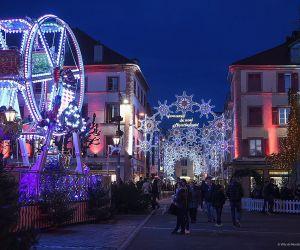 Les Lumières de Noël 2020 à Montbéliard : Marché de Noël et animations