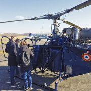 Piloter un hélicoptère : Avec l\'Université Populaire, c\'est possible !