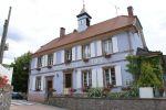 La mairie d\'Hohrod, qui fait également école de village