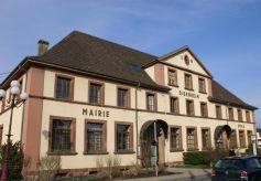 La mairie de Didenheim