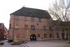La mairie de Kaysersberg