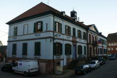 La mairie de Pfaffenheim