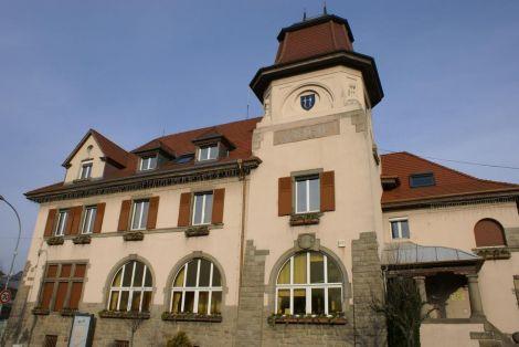 La mairie de Pfastatt