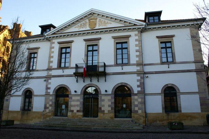 La mairie de Rouffach