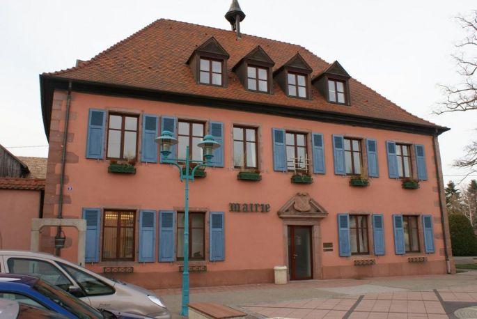 La mairie de Staffenfelden
