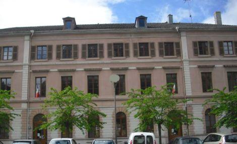 La mairie de Thann