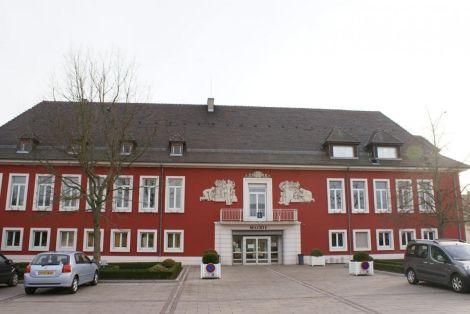 La mairie de Wittelsheim