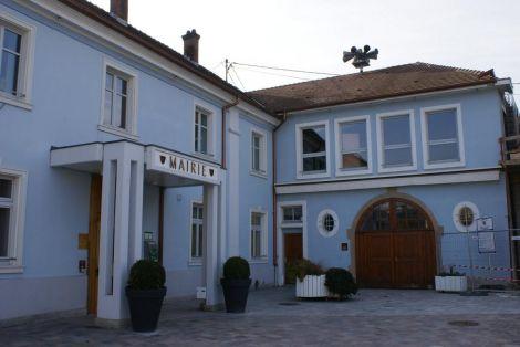 La mairie de Brunstatt