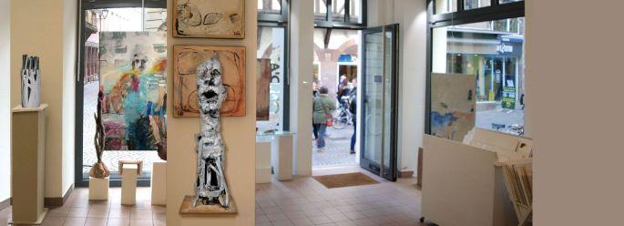 La Maison d\'Art - AIDA Galerie