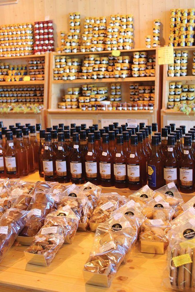 La Maison de l'abeille et du pain d'épices