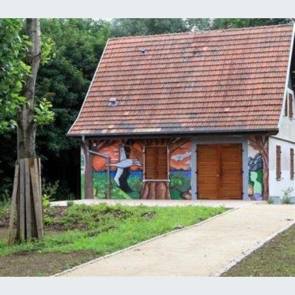 F te de l 39 eau et des jardins mulhouse animation la maison des berges - Maison de jardin kit mulhouse ...