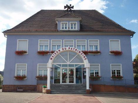 La maison du patrimoine de Kembs