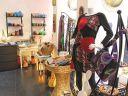 La Médina: décoration et vêtements ethniques