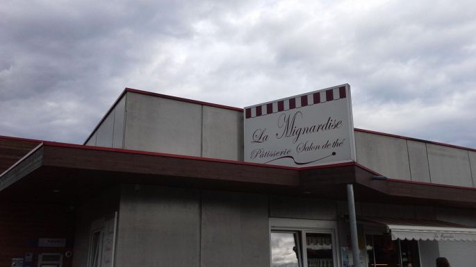 La Mignardise salon de thé
