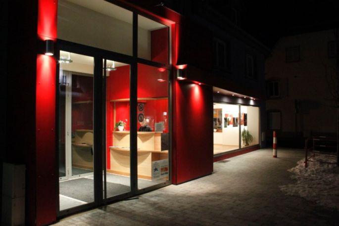 La Mine d\'Artgens à Sainte-Marie-aux-Mines est une salle de spectacle, un espace d\'exposition et un restaurant bio