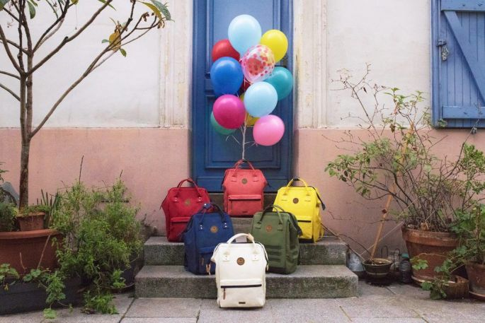 La marque Cabaïa et ses sacs ultra colorés