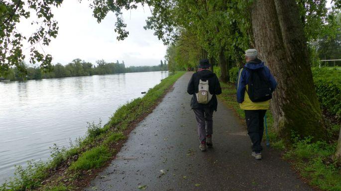 La Montignienne à pied, une agréable balade du côté de Montigny-lès-Metz