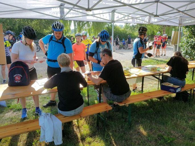 La Montignienne à vélo 2018