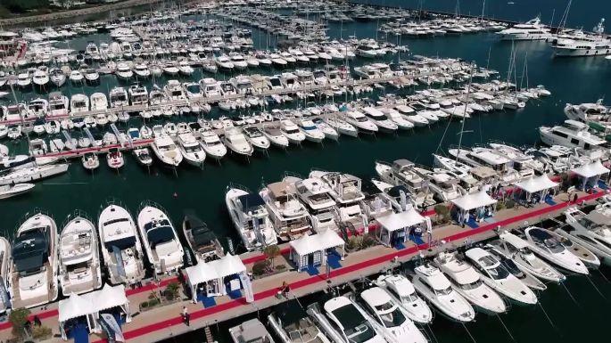 La Napoule Boat Show