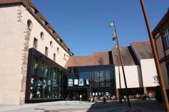 La Nef – Relais Culturel de Wissembourg après rénovation