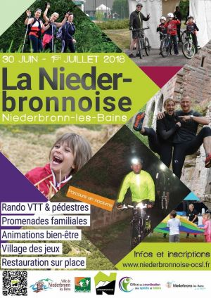 La Niederbronnoise 2018