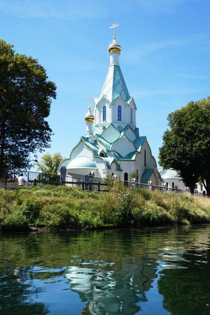 La nouvelle Eglise Orthodoxe