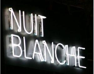 La Nuit Blanche de Charleville-Mézières 2018