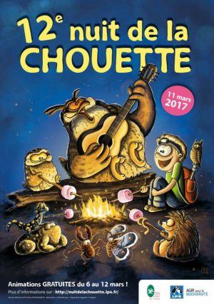 La Nuit de la Chouette 2017