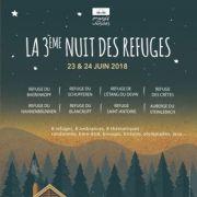 La Nuit des Refuges 2018
