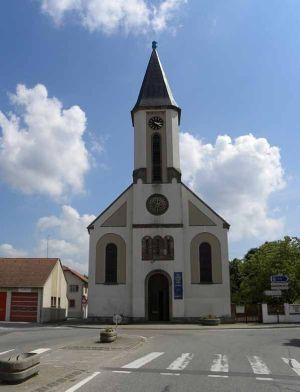 La Paroisse catholique d\'Ostwald
