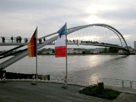 La Passerelle des Trois Pays