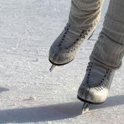 La patinoire éphémère de Mulhouse