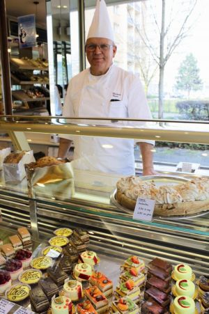 La Pâtisserie Bauer à Saint-Louis