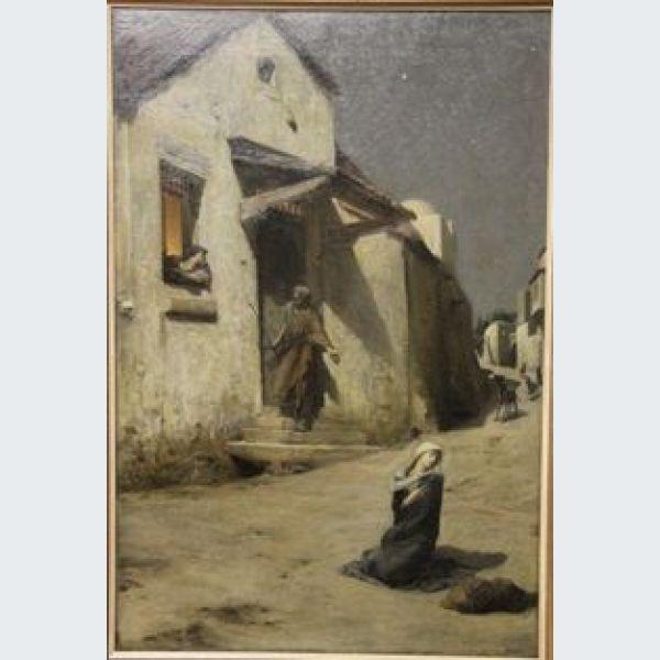 Exposition La Peinture Religieuse Du 19e Sicle