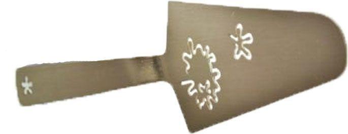 La pelle à tarte géranium