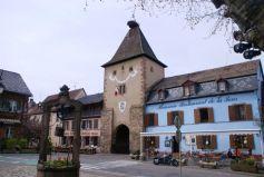La Porte de France à Turckheim