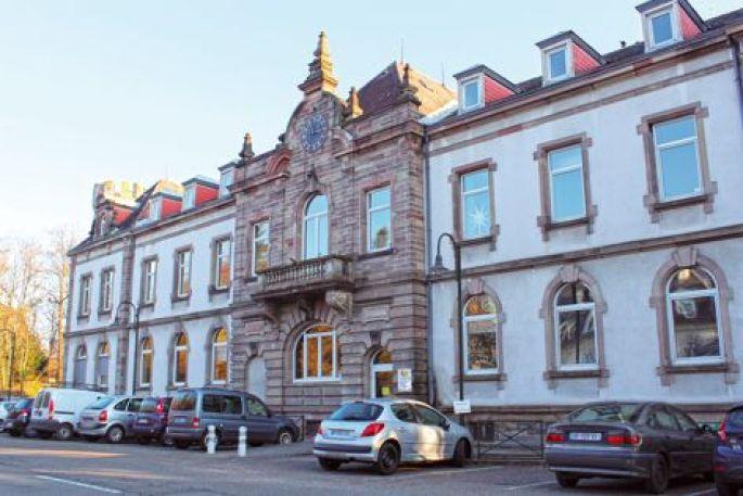 La première maison du Rebberg