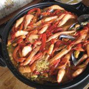 La recette de la paella