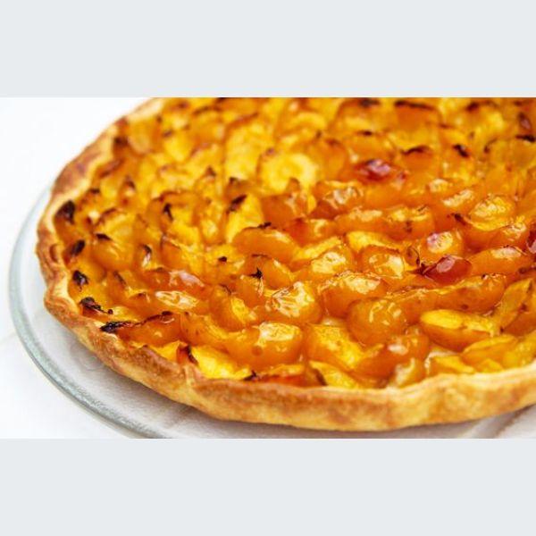 La recette de la tarte la mirabelle - Recette avec des mirabelles ...