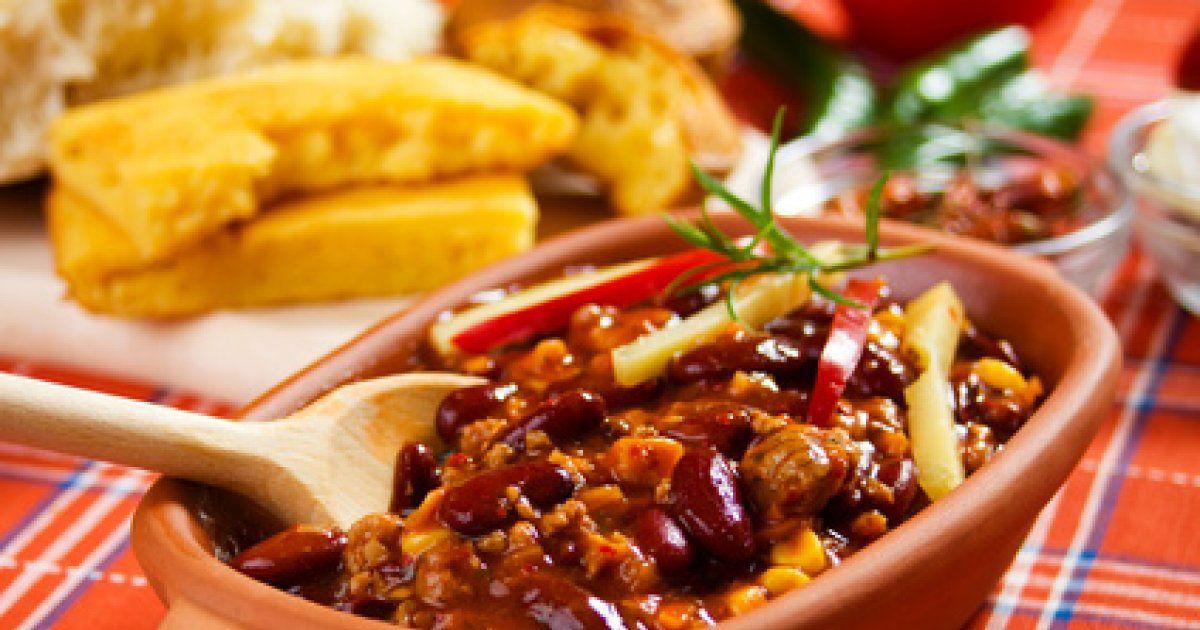 La recette du chili con carne - Chili con carne maison ...