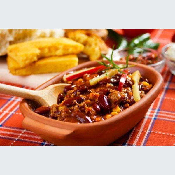 La recette du chili con carne - Recette chili cone carne thermomix ...