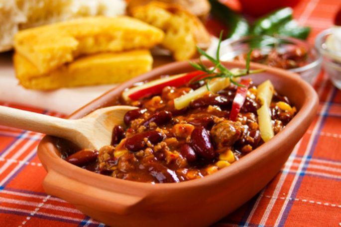 La recette du chili con carne