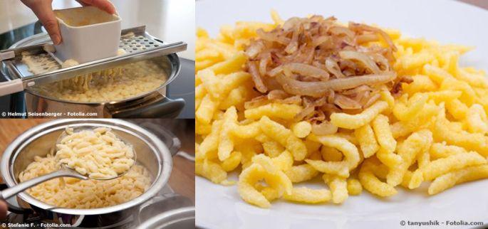 La recette traditionnelle des knepflés