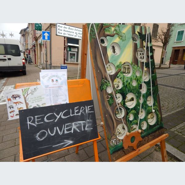 La recyclerie des lutins 3 me dition altkirch - Office du tourisme altkirch ...