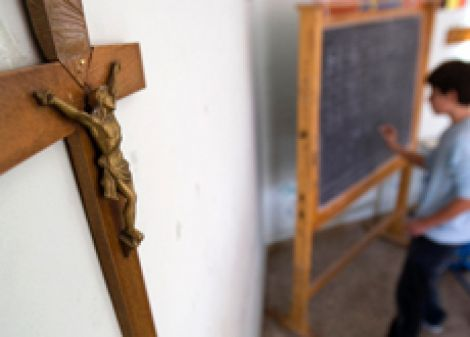 La religion reste toujours présente dans les écoles alsaciennes