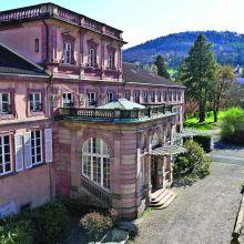 La renaissance du Château de la Neuenbourg